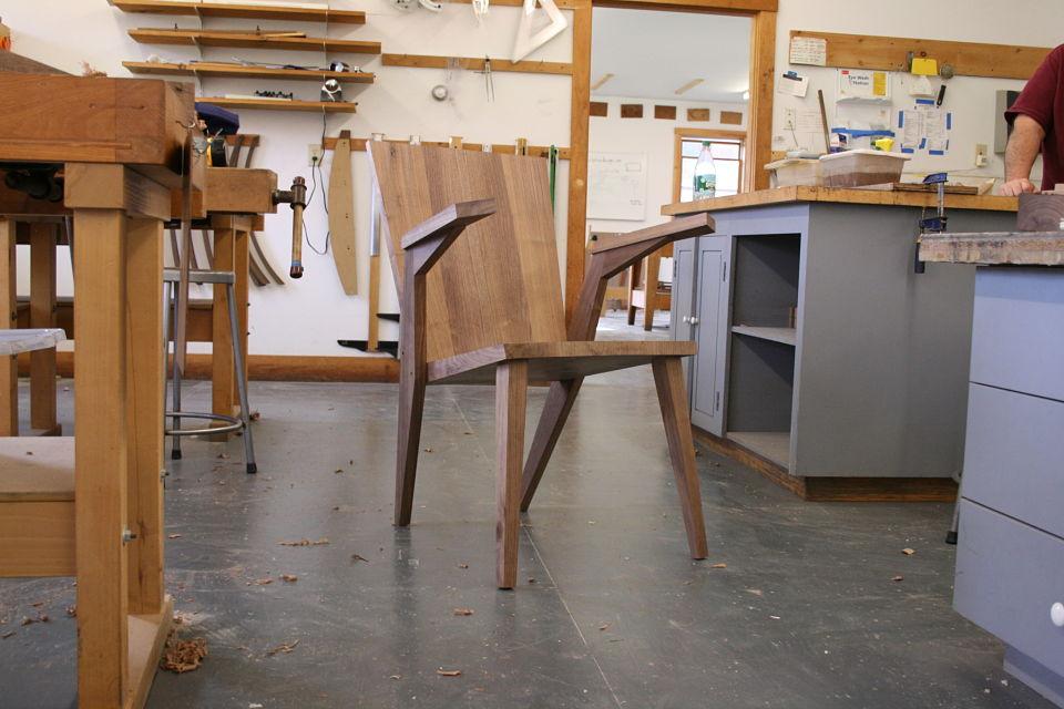 chair making at the center for furniture craftsmanship reed furniture design. Black Bedroom Furniture Sets. Home Design Ideas